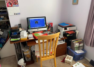 Home Office Before #2