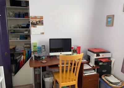 Home Office De-Cluttering