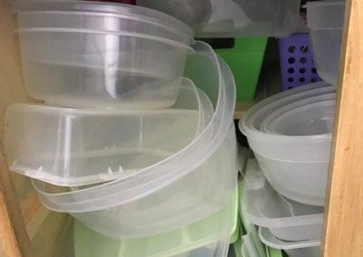 Kitchen Cabinet – Reusable storage chaos