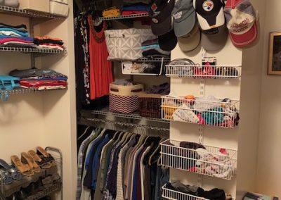 Small Closet Reimagined